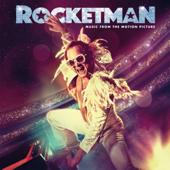 Elton John & Taron Egerton - Rocketman (Music from the Motion Picture)  artwork