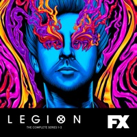 Legion, The Complete Series (iTunes)