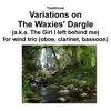 Variations on the Waxies Dargle The girl I left behind me for wind trio Single
