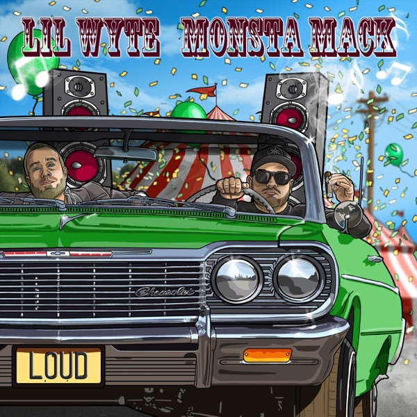Loud (feat. Lil Wyte) - Single