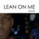Lemar Lean On Me - Lemar