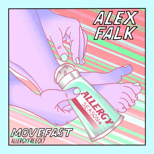 Movefast - EP by Alex Falk