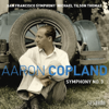 Michael Tilson Thomas & San Francisco Symphony - Copland: Symphony No. 3  artwork