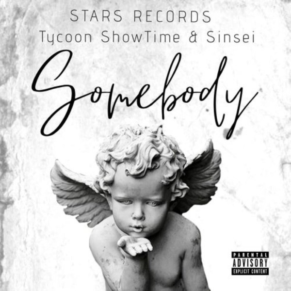 Somebody (feat. Sinsei) - Single