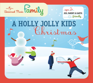 Various Artists - A Holly Jolly Kids Christmas