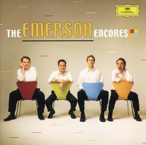 Emerson String Quartet - Emerson String Quartet: Encores