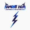 Diamond Head - Lightning To The Nations 2020 Grafik