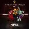 Amigos y Enemigos Remix feat Bad Bunny Almighty Single