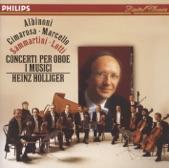 Heinz Holliger - Sammartini: Oboe Concerto in D - 1. Allegro