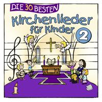 Simone Sommerland, Karsten Glück & Die Kita-Frösche - Die 30 besten Kirchenlieder, Vol. 2 artwork