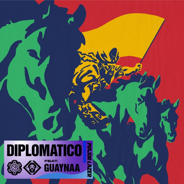 Major Lazer Diplomático (feat. Guaynaa)