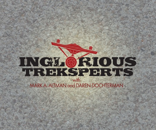 Cover image of INGLORIOUS TREKSPERTS
