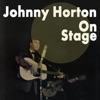 Icon Johnny Horton on Stage