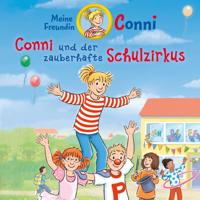 Conni - Conni und der zauberhafte Schulzirkus artwork