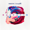 Majestic & Boney M. - Rasputin illustration