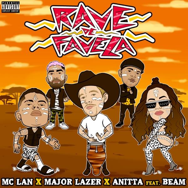 Rave de Favela - Single