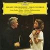 Mozart: Violin Concertos Nos. 3 & 5, Anne-Sophie Mutter, Berlin Philharmonic & Herbert von Karajan
