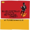 My Flame Burns Blue (Live with the Metropole Orkest) ジャケット写真