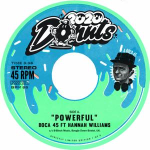 Boca 45 & Hannah Williams - Powerful Ft. Hannah Williams