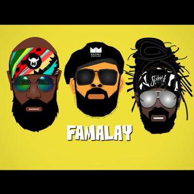 Famalay - Skinny Fabulous, Machel Montano & Bunji Garlin song