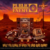 Public Enemy - When The Grid Go Down... [feat. George Clinton]