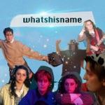 Boyish - whatshisname
