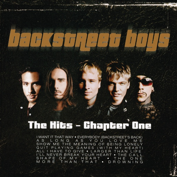 Backstreet Boys mit Shape of My Heart