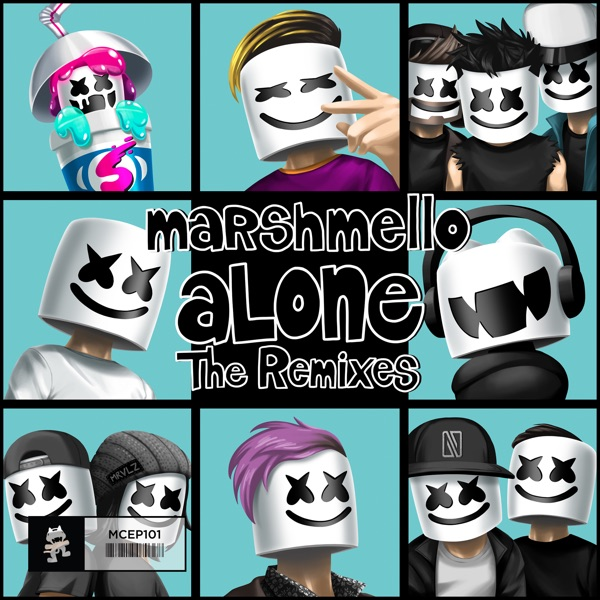 Alone (Diskord Remix) - Single