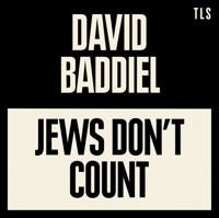 David Baddiel - Jews Don't Count artwork