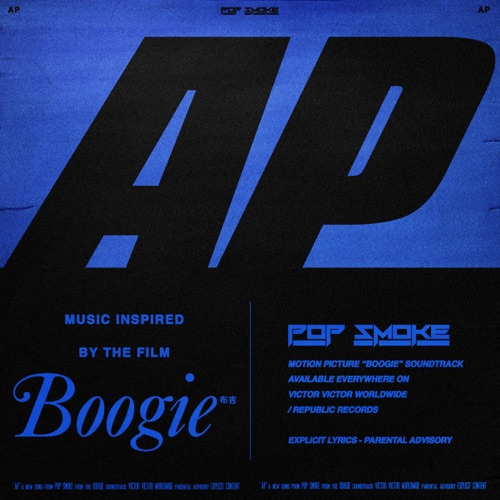 "Pop Smoke – AP (Music from the film ""Boogie"") – Single [iTunes Plus M4A]"