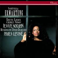 James Levine, Metropolitan Opera Orchestra & Jessye Norman - Schoenberg: Erwartung; Cabaret Songs artwork