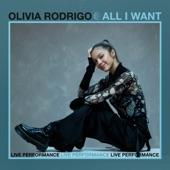 All I Want (Live at Vevo) artwork