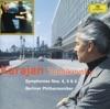 Tchaikovsky: Symphonies Nos. 4, 5 & 6, Berlin Philharmonic & Herbert von Karajan