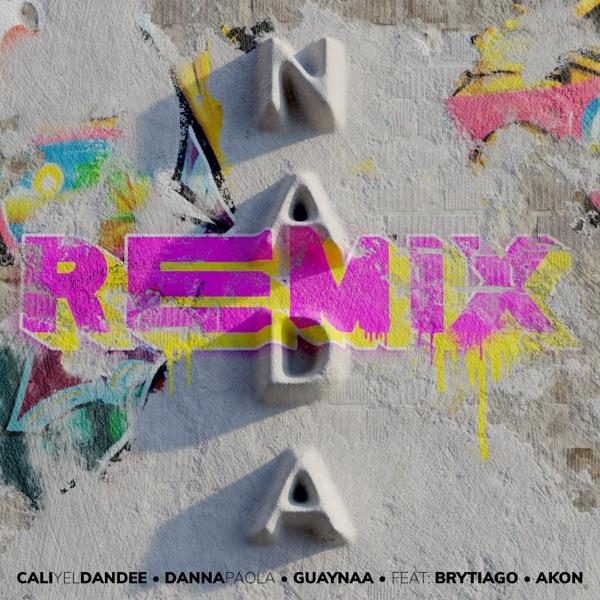 Nada (Remix) [feat. Brytiago & Akon] - Single