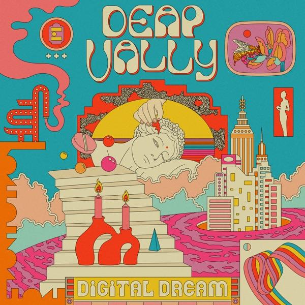 Deap Vally Look Away (feat. Jennylee)