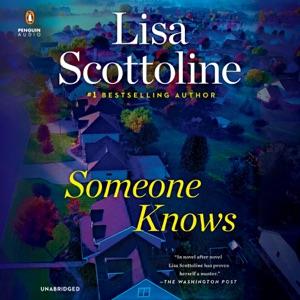 Someone Knows (Unabridged) - Lisa Scottoline audiobook, mp3