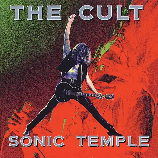 Art for Fire Woman by The Cult