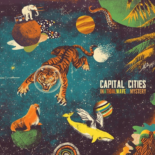 Art for Safe And Sound by Capital Cities