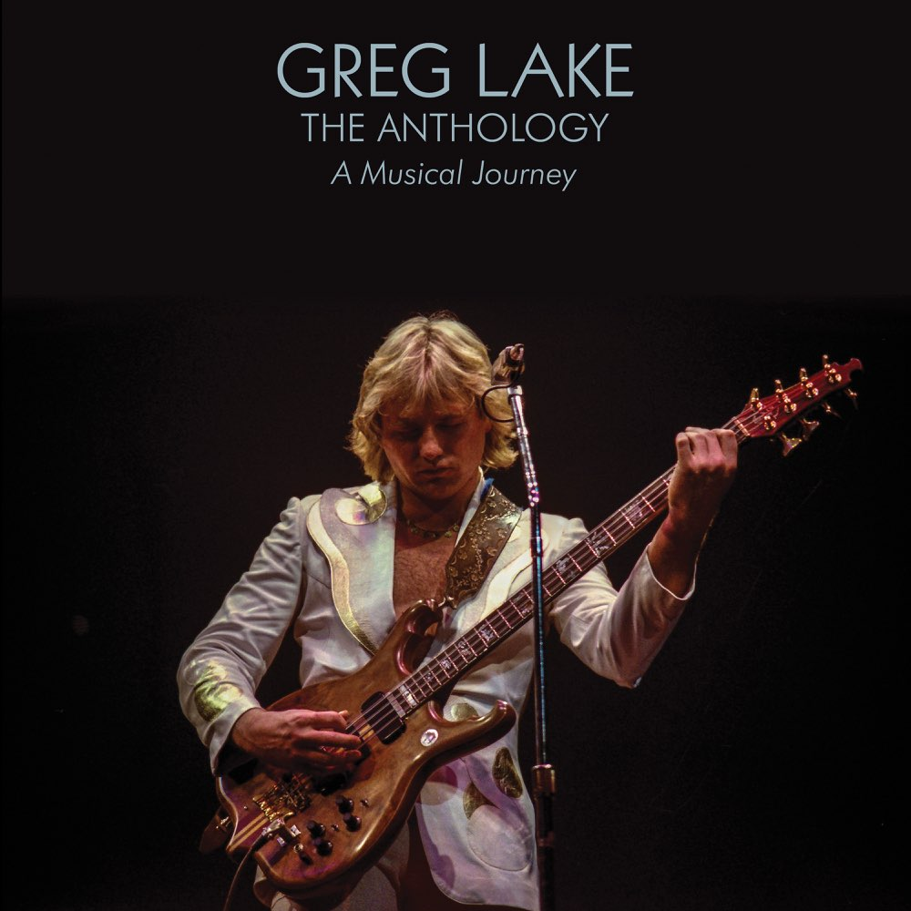 The Anthology: A Musical Journey / Greg Lake
