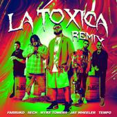 La Tóxica (feat. Jay Wheeler & Tempo) [Remix] - Farruko, Sech & Myke Towers