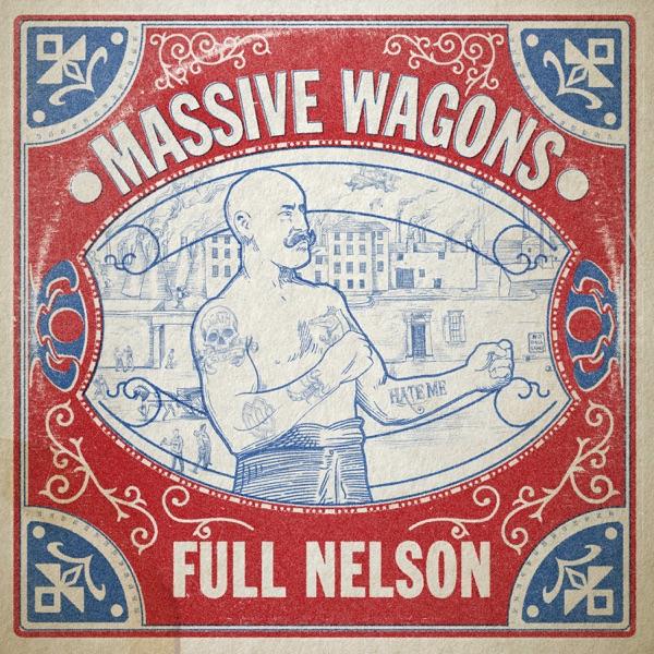 Massive Wagons mit Billy Balloon Head