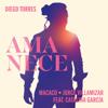 Diego Torres, Macaco & Jorge Villamizar - Amanece (feat. Catalina García) illustration