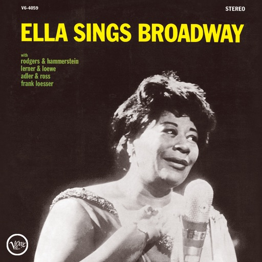 Art for I Could Have Danced All Night by Ella Fitzgerald