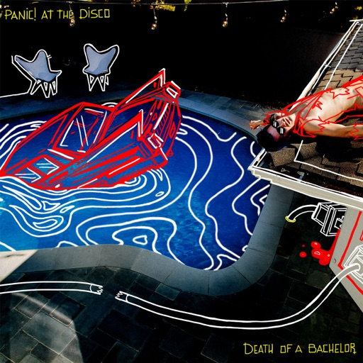 Art for Emperor's New Clothes by Panic! At The Disco