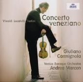 Guiliano Carmignola, Venice Baroque Orchestra, Andrea Marcon - Tartini: Violin Concerto in A, D.96 - 1. Allegro 2. Adagio 3. Presto