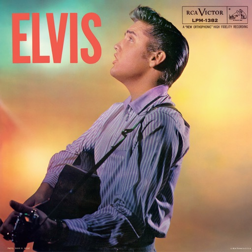 Art for Love Me by Elvis Presley