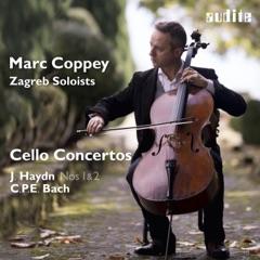 Cello Concerto in A Major, H. 439/Wq. 172: II. Largo con sordini, mesto