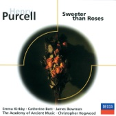 Christopher Hogwood;The Academy of Ancient music - Purcell: Abdelazer, Z.570 - Overture & Rondeau