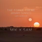 Samuel Kim - The Force Theme (Binary Sunset) - Star Wars Lofi