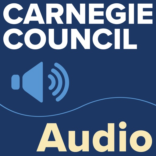 Cover image of Carnegie Council Audio Podcast